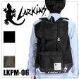 ラーキンス/リュックサック【LARKiNS】【LKPM-06】【バッグパック/ワンポケット】【メンズ/レディース】【トカゲ】【ポイント10倍】【送料無料】【RCP】【楽ギフ_包装】