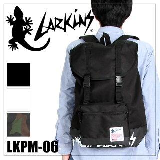 ラーキンス/ワンポケットバックパック【LARKiNS】【LKPM-06】【リュックサック】【メンズ/レディース】【ポイント10倍】【送料無料】【RCP】【楽ギフ_包装】