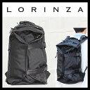 ロリンザ バックパック ダブルストラップ リュック リュックサック デイパック メンズ レディース LORINZA LO-STN-BP01