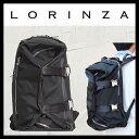 ロリンザ バックパック ダブルストラップ リュック リュックサック デイパック バッグ メンズ レディース LORINZA LO-STN-BP02