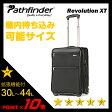 パスファインダー ビジネスキャリーバッグ 日本正規品 レボリューションXT-DAX 拡張機能 バリスティックナイロン PATHFINDER PF6819DAXB