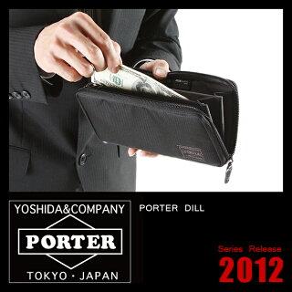 �ݡ�����/�ǥ���/Ĺ����/���ĥ��Х�/PORTER/DILL/653-09111