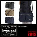 吉田カバン ポーター ドラフト ショルダーバッグ PORTER 656-06174