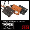 吉田カバン ポーター フリースタイル 財布 二つ折り財布 ウォレットコード付き PORTER 707-07175