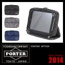 吉田カバン ポーター オプション タブレットケース iPad mini PORTER 526-06158