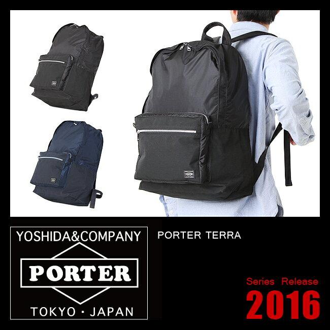 吉田カバン ポーター テラ リュック リュックサック デイパック 超軽量 メンズ PORTER 658-05427