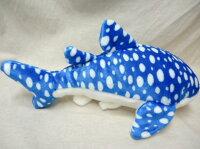 AQUAぬいぐるみマリンジンベエザメM00230148【送料無料】(サメ、人形、玩具、おもちゃ、ぬいぐるみ、キャラクターグッズ、プレゼントに最適)como-8817bj