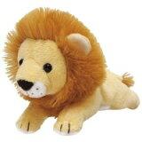 りくのなかまたち ぬいぐるみ ライオン 180516(らいおん、人形、玩具、おもちゃ、ぬいぐるみ、キャラクターグッズ、プレゼントに最適)