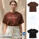 【1/19発送】 SCULPTOR スカルプター TEAM SCULPTOR LOGO TEE 3色...