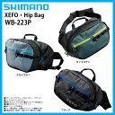 SHIMANO(シマノ) XEFO・ヒップバッグ WB-22...