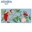 \★タイムセール★/Arabia アラビア ムーミンデコツリー フィリフヨンカ / Moomin Deco Tree Fillyjonk 壁掛け用プレート インテリア 壁飾り 北欧