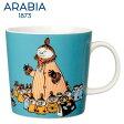 \★スーパーセール連動SALE★/ARABIA アラビア ムーミンマグカップ ミムラ夫人 300ml / Mymble's Mother Moomin Collection ムーミンコレクション 北欧 食器[ 05P03Dec16 ]