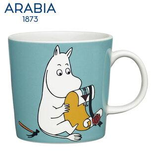 ウィンターセール アラビア ムーミンマグカップ ムーミントロール Moomintroll