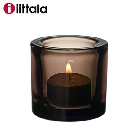 【SALE】Iittala イッタラ Kivi キビ サンド 60mm キャンドルホルダー / 今なら日本製キャンドルを2個プレゼント! キヴィ 北欧 ギフト