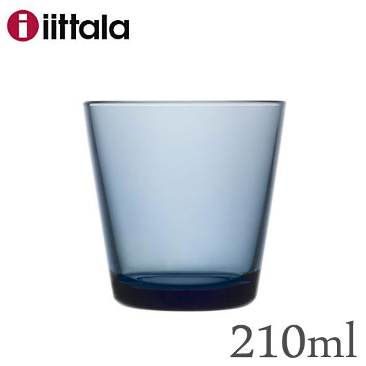 【在庫処分SALE!】Iittala イッタラ Kartio カルティオ タンブラー 210ml レイン / グラス Glass rain Kaj Franck 北欧 食器
