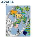 【SALE】Arabia アラビア ムーミンデコツリー ムーミン / Moomin Deco Tree Moomintroll 壁掛け用プレート インテリア 壁...