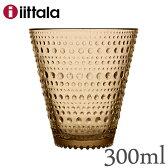 【SALE】Iittala イッタラ Kastehelmi カステヘルミ タンブラー 300ml デザート / ガラス グラス コップ 北欧 食器 desert