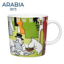 【決算大セール】ARABIA アラビア ムーミンマグカップ ...