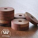 【SALE】Redecker レデッカー【445035】天然の防虫剤(リングタイプ)レッドシダー10個入り / レッドシダーリング