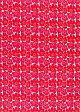 【メール便なら10個迄送料164円】Marimekko マリメッコ Mini Unikko ミニウニッコ レッド ファブリック生地 10cm単位の切り売り 綿100%生地 コットン100%生地