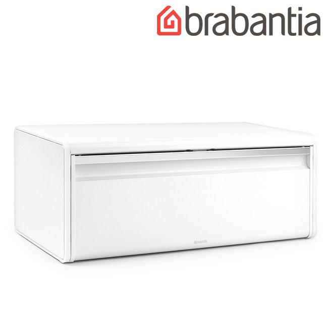【SALE】ブラバンシア ブレッドビン フォールフロント ホワイト 198625 / brabantia パン お菓子 収納 保管 パン入れ パン保存 ブレッドケース ブレットケース[CA1]