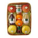 【送料込】千疋屋総本店(せんびきや)旬の果物とフルーツポンチ・ジャム・ジュース詰合