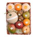 千疋屋総本店(せんびきや)季節の果物詰合(6) かご入