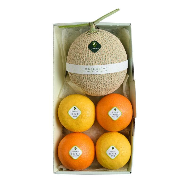 千疋屋総本店(せんびきや)季節の果物詰合(5) 化粧箱入