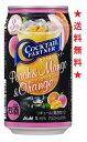 【送料無料】アサヒ カクテルパートナー〈桃とマンゴーとオレンジ〉350mlx24本(1ケース)