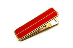 キモノクリップ赤色1個(大サイズ/箱無/ハンディクリップ/着付け グッズ)