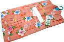 お仕立て上がり女の子浴衣-No.223(120サイズ/地色:ピンク色/7才〜8才女の子用※画像2枚目はサイズ参照用となります。)