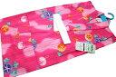 お仕立て上がり女の子浴衣-No.224(120サイズ/地色:ピンク色/7才〜8才女の子用※画像2枚目はサイズ参照用となります。)