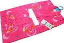 お仕立て上がり女の子浴衣-No.226(120サイズ/地色:ピンク色/7才〜8才女の子用※画像2枚目はサイズ参照用となります。)