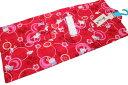 お仕立て上がり女の子浴衣-No.241(120サイズ/地色:赤色/7才〜8才女の子用※画像2枚目はサイズ参照用となります。)