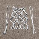 網掛ロープ スチロバール用 #300 サイズ600φx1050
