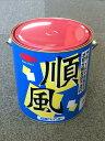 日本ペイント 順風 赤 4kg レッド 『送料無料』 船底塗料
