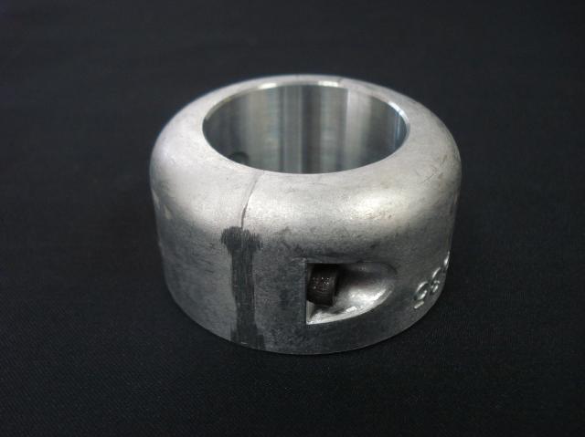 プロペラ用保護亜鉛φ44 二つ割