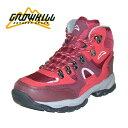 【GROWHILL】GTS-180/RED グローヒルトレッキングシューズ