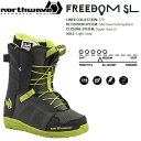 15-16NORTHWAVE【FREEDOM SL/Grey-lime】