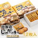 ショッピングお菓子 わかさいも 北海道じゃがッキー 12枚 北海道産 じゃがいも クッキー お菓子 おやつ お土産 手土産 贈り物 プレゼント お茶請け