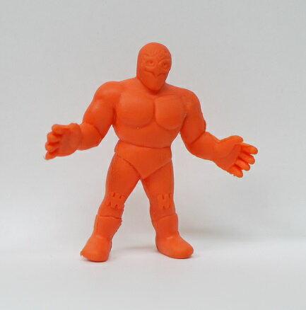 キン消し(キンケシ) 超人 スカイマン A オレンジ キン肉マン消しゴム ゆでたまご【中古】