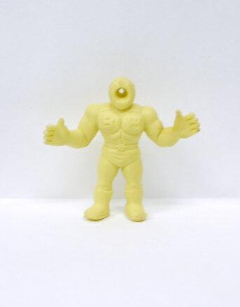 キン消し(キンケシ) 超人 ブラックホール A 黄色 キン肉マン消しゴム ゆでたまご【中古】
