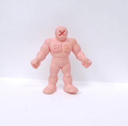 キン消し(キンケシ) 超人 バミューダ3 X 肌色 キン肉マン消しゴム ゆでたまご【中古】