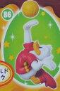 フルタ チョコエッグ ディズニーキャラクター8 86 ドナルドダック【かしこいメンドリ】