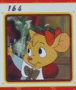 トミー ディズニー チョコパーティ パート7 164 オリビア 「オリビアちゃんの大冒険」【中古】