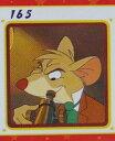 トミー ディズニー チョコパーティ パート7 165 バジル 「オリビアちゃんの大冒険」【中古】