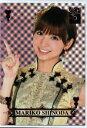 AKB48 オフィシャルトレーディングコレクション 篠田麻里子 R045R 箔押しホロカード