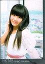 HKT48 トレーディングコレクション 岩花詩乃 ノーマルカード R083N