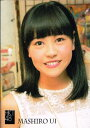 HKT48 トレーディングコレクション 宇井真白 ノーマルカード R085N