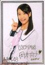 HKT48 トレーディングコレクション 岡本尚子 箔押しサインカード R104H